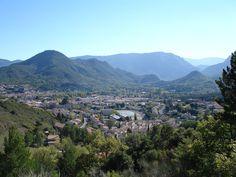 quillan paysage de montagne
