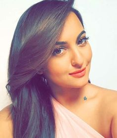 Gorgeous Sonakshi Sinha - Indian Actress  IMAGES, GIF, ANIMATED GIF, WALLPAPER, STICKER FOR WHATSAPP & FACEBOOK