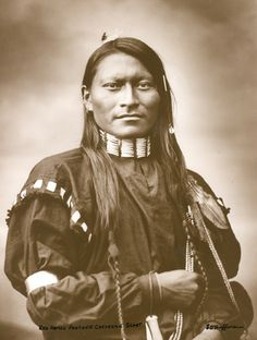 Red Sleeve - Northern Cheyenne - 1879
