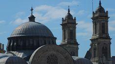 Hagia Triada Church 1880 Taksim - İstanbul