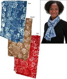 Four Seasons Scarf at The Veterans Site