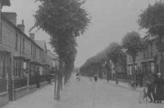 Avenue Road, St Neots 1914-1918