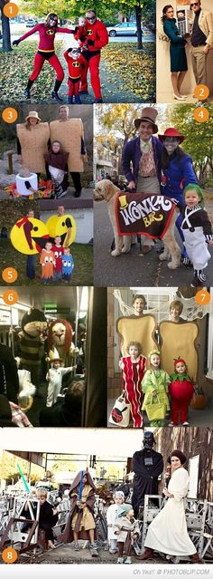 Awesome Family Cosplay Ideas