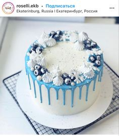 Cake Decorating Designs, Birthday Cake, Cakes, Desserts, Food, Decorating Cakes, Tailgate Desserts, Deserts, Cake Makers