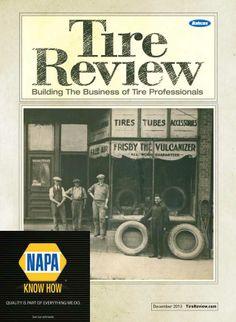 Dobové fotografie pneumatik mají atmosféru, vždyť to byla v té době pořád malosériová výroba a luxusní zboží..
