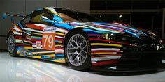 BMW M3 Art Wrap Top10 Vehicle Wraps- I wouldn't mind having this as a wrap on my car!