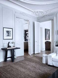 Parisian Interior by Gilles et Boissier
