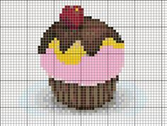 Sweet Treats ~ Free Cross Stitch Patterns