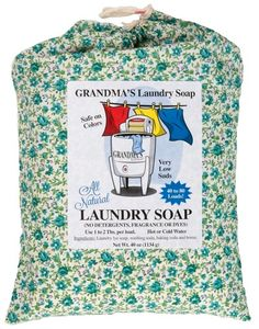 Email sales@remwood.com with your name and mailing address for a free sample of Grandma's Laundry Soap. *If you have sensitive skin, try this! Regular laundry detergents may be too harsh for your skin.