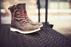 "Women's Earthkeepers® Mosley 6"" Waterproof Boot #fallstyle #timberland #leatherboots"