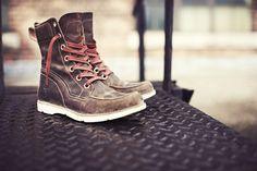 "Women's Earthkeepers®Mosley 6"" Waterproof Boot #fallstyle #timberland #leatherboots"