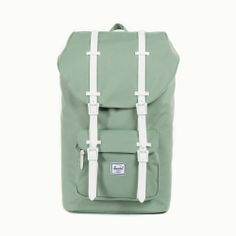 Little America Defender Green/Bone Rugzak Mid-Volume Limited Edition - A Day with Kate