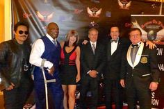 The first ever ICON Awards....Amazing Martial Arts Award Ceremonies that recently honored legends in the Martial Arts and strength sports such as multi-World Champions Don 'The Dragon' Wilson-11X World Kick Boxing Champ Cynthia Rothrock-5X World Karate Champ Dr Robert Goldman-20 World Strength records Ronnie Coleman-8X Mr Olympia Art Camacho-MMA Director/Producer Rick Avery-World Champ Kick Boxer MC Grand Master Michael DePasquale and Host Del Weston- ICON…