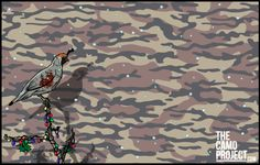 The Camo Project - thecamoproject.com #thecamoproject