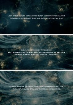 Try to see what I see. We are so lucky we are still alive to see this beautiful world. I've seen many things, my friend. But you're right. Nothing q u i t e a s w o n d e r f u l as the things you see. #doctorwho