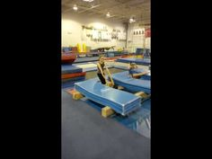 Today I thought I would do a quick post on some ideas for developing straddle cast handstands. I know a lot of people are beginning to work these more now that Gymnastics Floor, Tumbling Gymnastics, Gymnastics Skills, Gymnastics Coaching, Gymnastics Training, Gymnastics Workout, Athletic Training, Gym Training, Gymnastics Conditioning