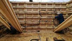 *** DIY : Etagères cubes en bois - Esprit Cabane Gomme Laque, Joko, Shabby Chic, Diy And Crafts, Recycling, Diy Projects, Inspiration, Decor, Plaster