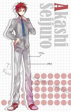 Akashi Seijuro | Kuroko no Basket #manga