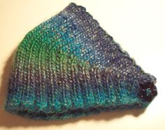 """Another """"Calorimetry"""" in blues, greens and teals."""