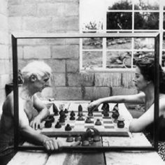 Max Ernst and his future wife Dorthea Tanning. Max Ernst was a German painter, sculptor, graphic artist, and poet. A prolific artist, Ernst was a primary pioneer of the Dada movement and Surrealism. Max Ernst, Peggy Guggenheim, Dorothea Tanning, Francis Picabia, Man Ray, Famous Artists, American Artists, Oeuvre D'art, Art History