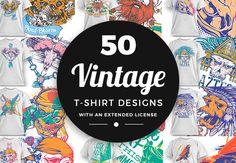06fe30d8 47 Best T-shirt Design Bundle Deals images in 2019 | Design bundles ...