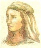 Walada Almostacfi (994-1091) también conocida con el nombre de Wallada. Fue una cordobesa hija del califa Omeya Muhammad Mustafkí. Fue famosa por su gran talento poético y fue la más célebre de las escritoras andalusíes, pero de igual modo mujer de una belleza apabullante: hermosa figura, tez blanca, ojos azules, pelirroja... el ideal de la época. Con apenas 17 años, abrió palacio y salón literario en Córdoba, donde ofrecía instrucción en la poesía y el canto a hijas de familias poderosas.