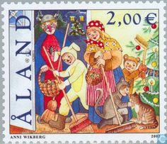 Postage Stamps - Åland Islands [ALA] - End of the Christmas season