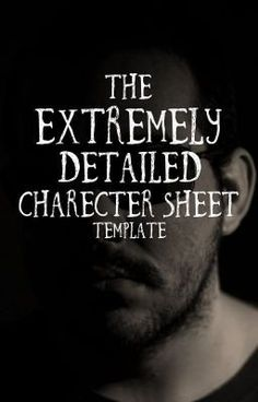 """Read """"Extremely detailed character sheet template"""" from the story Extremely detailed character sheet template by kollij. Creative Writing Tips, Book Writing Tips, Writing Words, Fiction Writing, Writing Resources, Writing Help, Writing Skills, Writing Prompts, Writing Guide"""
