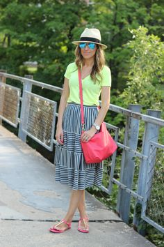 laid back summer style - Lilly Style