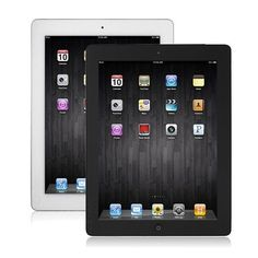 Apple iPad 3rd Generation 32GB Tablet w/ 9.7in Retina Display, Wi-Fi Black White in Computers/Tablets & Networking | eBay