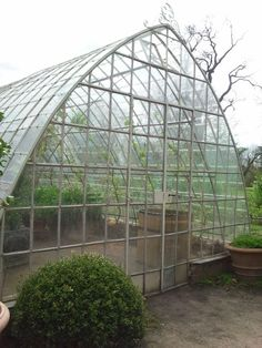 150 year old gothic Green house  Hoegaarden, BE