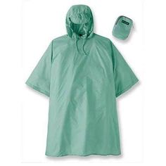 A great travel item, this Outdoor Products Multi-Purpose poncho for women is easy to pull out of your bag and throw over your clothes and daypack for quick weather protection. Available at REI, Satisfaction Guaranteed. Rain Poncho, Rain Jacket Women, Rain Gear, Outdoor Woman, Waterproof Fabric, Outdoor Gear, Just In Case, Outdoor Products, Travel