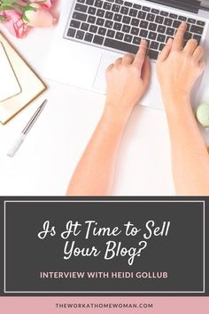 Do you ever feel like your blog owns you, not the other way around? Do you feel stressed out all the time? Maybe it's time to sell your blog? See why this Austin Blogger decided to sell her money-making blog.