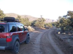 Off-road Element build - Page 4 - Honda Element Owners Club Forum