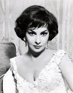 Gina Lollobrigida in 1950s | Gina Lollobrigida, 1950s