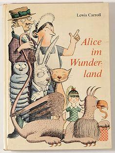 Libros Curio [Alice im Wunderland]