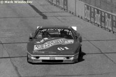 Tim Taylor - Pontiac Trans-Am - Crankshaft Craftsmen - WMMS-FM Trans-Am Weekend Cleveland - 1988 SCCA Escort Trans-Am Championship, round 6 - © Mark Windecker