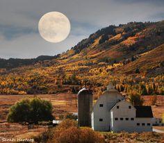 Autumn in Park City, Utah