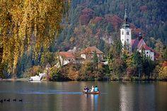 Parque Nacional de Triglav. Eslovenia.
