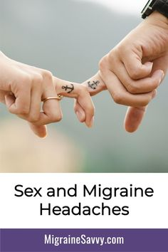 Sex and migraine headaches. What are they, how long do they last? What are the symptoms? Plus get some great tips to treat it. It is treatable @migrainesavvy #migraines #headaches Migraine Diary, What Is A Migraine, Migraine Cause, Ocular Migraine, Migraine Triggers, Migraine Attack, Chronic Migraines, Migraine Relief, Migraine Pressure Points