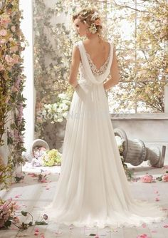 Choice 2: Beaded Lace wedding gowns 2014 Trumpet Sexy Open Back vestido de noiva 2015 WM-0310 greek style wedding dress