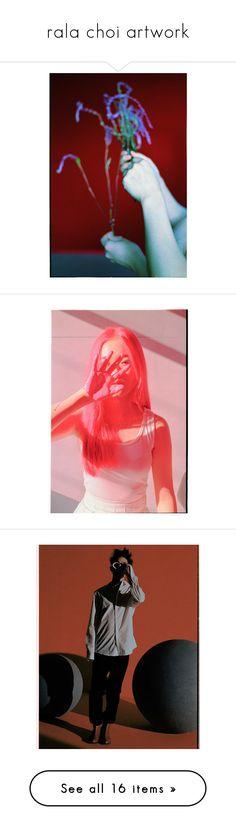 """rala choi artwork"" by chakayuko ❤ liked on Polyvore featuring art, korean, artwork, ziont and rala"