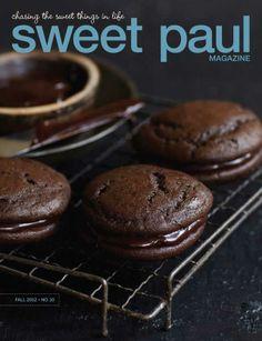 Sweet Paul magazine fall/2012 #craft #design #food #handmade #recipes #free