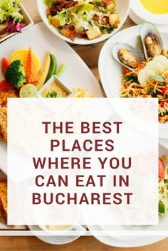 "There's nothing worse than starving while you have absolutely no idea where to eat. To solve this problem, bookmark this article or write down these awesome places. Next time you want to eat in Bucharest, the only problem you'll have is ""how much I want to eat?"" and not where. Let's see what these places have to offer. https://travelmakertours.com/the-best-places-where-you-can-eat-in-bucharest"