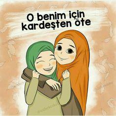 - My Website Islamic Page, Islamic Girl, Cute Couple Drawings, Hijab Cartoon, Cute Baby Videos, Modern Wallpaper, Cute Couples, Cute Babies, Best Friends