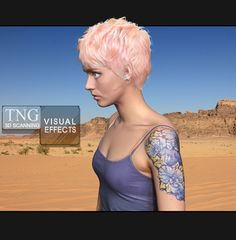 Realistic 3D scan created by one of our many talented artists here at TNG Visual Effects