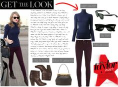 """""""Taylor Swift incognito"""" by jhacool on Polyvore"""