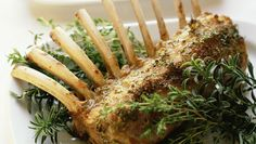 Orange-Scented Rack of Lamb by Sheila Lukins
