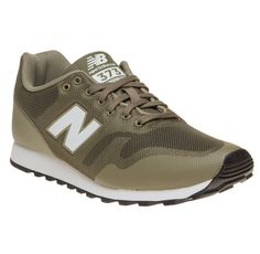 New Balance Re-Engineered 373 Sneaker. Green
