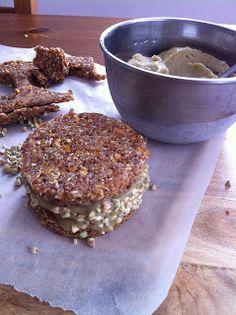 raw matcha cookies | one hungry mami